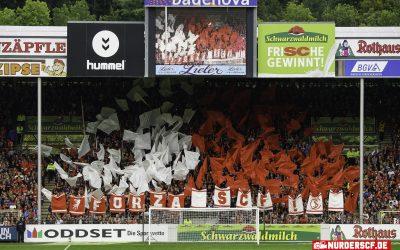 Fanfotos: SC Freiburg – Borussia Dortmund