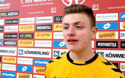 1. FSV Mainz 05 – SC Freiburg // Fussball, Bratwurst, Bier.