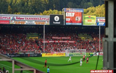 Fotos: SC Freiburg – VfB Stuttgart