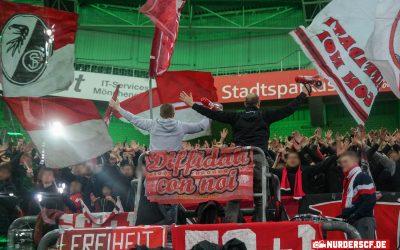 Fotos: Borussia Mönchengladbach – SC Freiburg