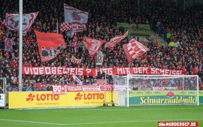 Fotos: SC Freiburg – Hertha BSC