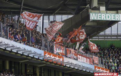 Fotos: SV Werder Bremen – SC Freiburg
