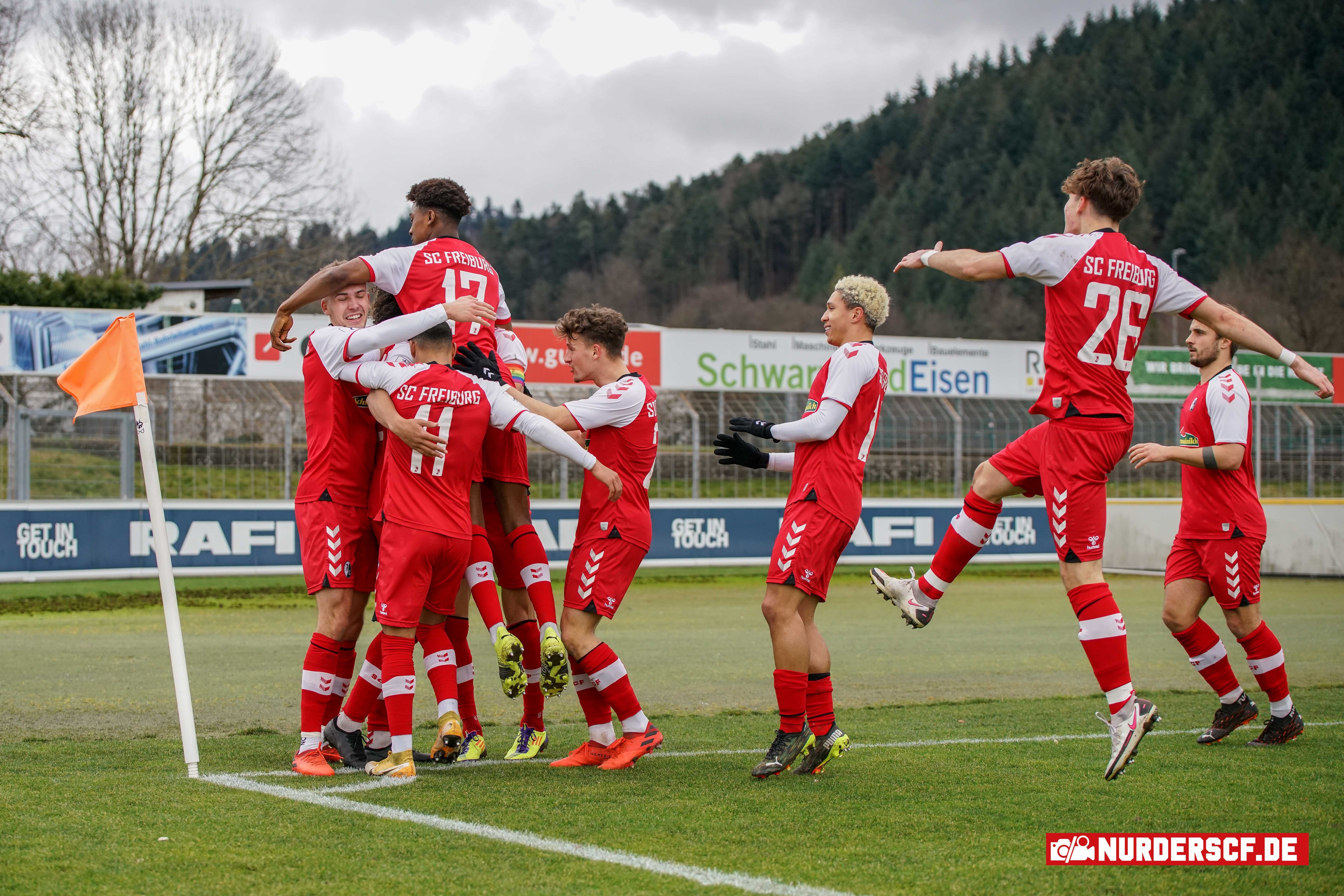 Fotos: SC Freiburg II – Hessen Kassel