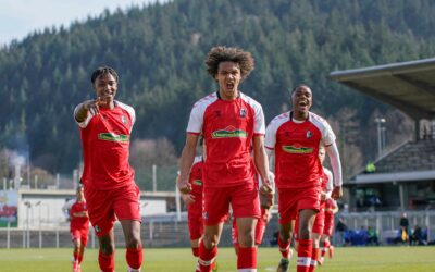 Fotos: SC Freiburg II – Astoria Walldorf