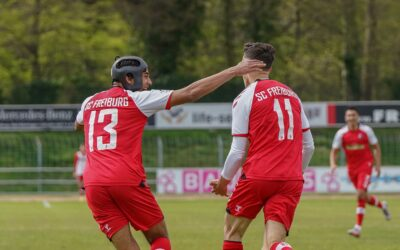 Fotos: SC Freiburg II – FK Pirmasens