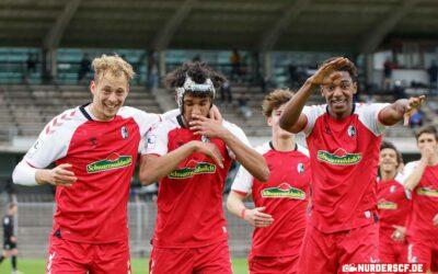 Fotos: SC Freiburg II – VfB Stuttgart II