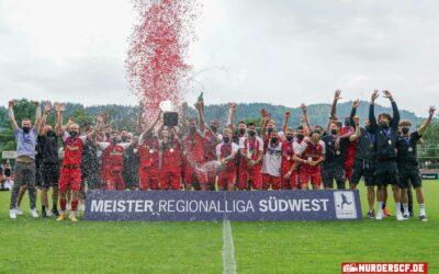 Fotos: SC Freiburg II – TUS Rot-Weiss Koblenz