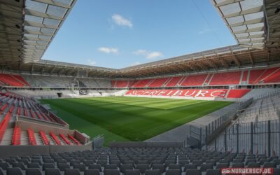 Fotos: Stadionbaustelle am 20.08.2021