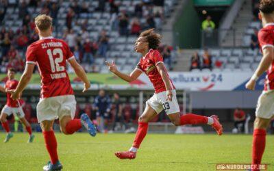 Fotos: SC Freiburg II – Hallescher FC