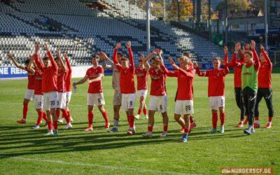 Fotos: SC Freiburg II – SC Verl