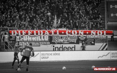 Eintracht Frankfurt – SC Freiburg // DIFFIDATI CON NOI!