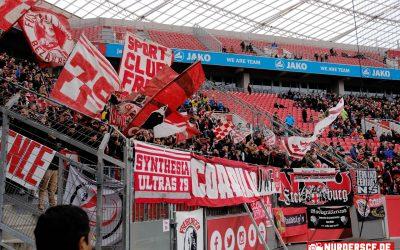 Fotos: Bayer 04 Leverkusen – SC Freiburg